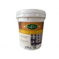 枣庄水包水生产厂家  质量最优  榴源兴邦水包水多彩理石漆
