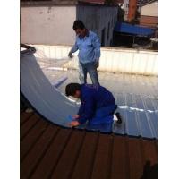 厂房漏水专用、金属膜彩钢屋面自粘防水卷材