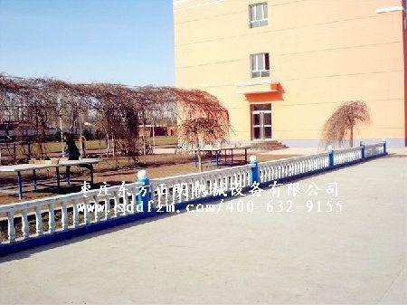 山东 商丘艺术围栏设备 水泥围栏设备 水泥护栏