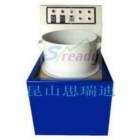 上海精密手机零件去毛刺磁力研磨机 磁针光饰抛光机