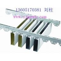 铝方通吊顶间距-铝方通接头怎么处理-铝方通施工工艺