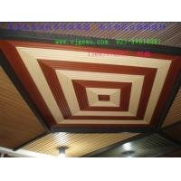南京生态木长城板哪有卖 绿可木长城板 生态木地板PE地板价格