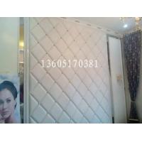 南京软包背景墙安装价格 南京皮革硬包 南京软包厂家
