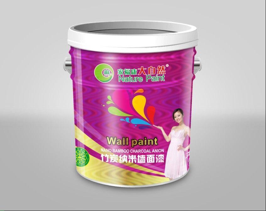 大自然外墙漆 涂料厂家 墙面漆批发 乳胶漆厂家
