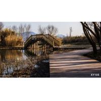 信浴园林-木桥防腐木 XY105