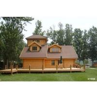 信浴园林绿化景观、防腐木、户外庭院---木屋防腐木 XY08