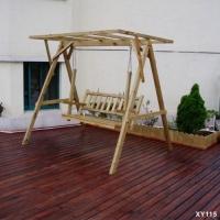 信浴园林-栈道/地板防腐木 XY115