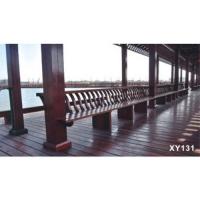 信浴园林绿化景观、防腐木、户外庭院---桌椅防腐木 XY13