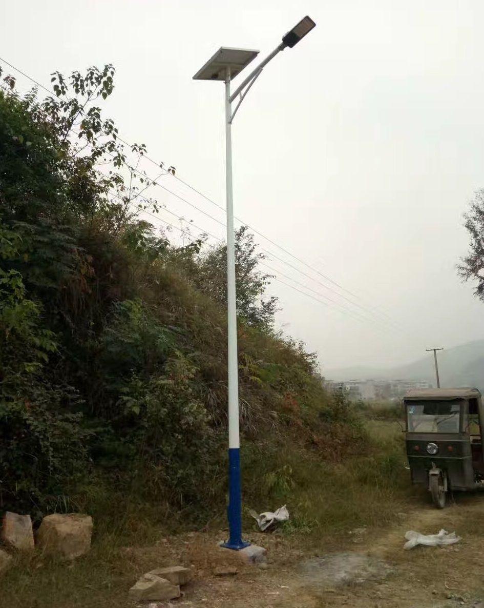 浩峰路燈公司供應農村太陽能路燈,好路燈選浩峰-- 浩峰照明