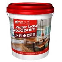 好家庭漆绿色环保健康水性木器漆实木家具漆