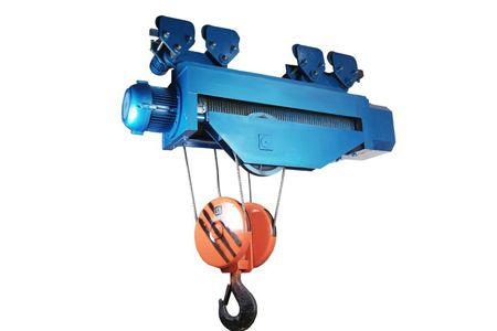 HC型钢丝绳电动葫芦价格|5吨10吨20吨钢丝绳葫芦噪音低