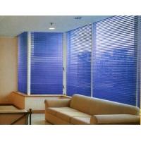 百叶窗 办公室铝百叶帘亮片25mm 加厚铝片
