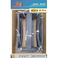 悬板式防爆活门橡胶缓冲板HK600