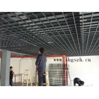 宁波铝格栅吊顶、PVC吊顶价格