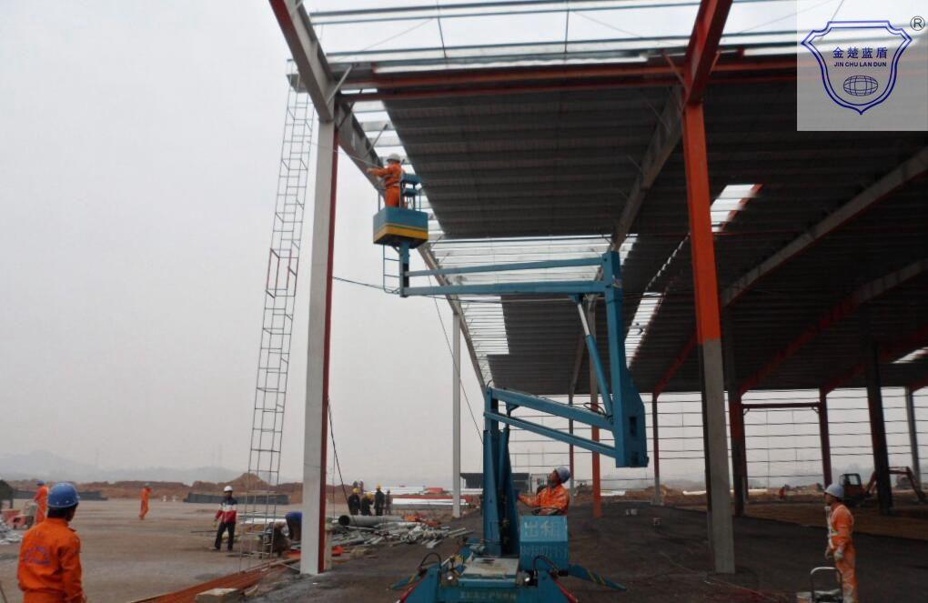 钢结构防火涂料对钢结构的保护
