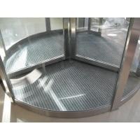 铝合金防尘地毯,铝合金除尘地垫,刮泥垫,除尘毯