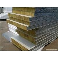 德阳什邡岩棉夹芯板