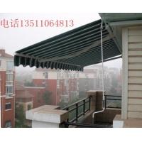 北京遮阳棚 玻璃房顶遮阳棚 电动曲臂棚 固定棚隔热防晒天幕蓬