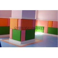 北京诚幼儿园软包定做隔音软包墙 音乐室软包 隔音儿童软包室