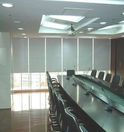 深圳南山办公室窗帘|南头办公室窗帘|蛇口办公室窗帘