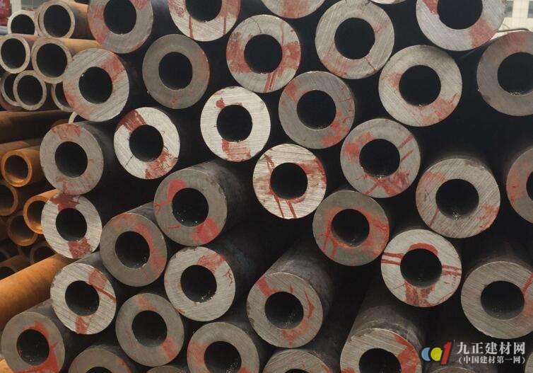 小口径无缝钢管材质分类