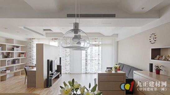 木纹地板搭配白色家具好吗?