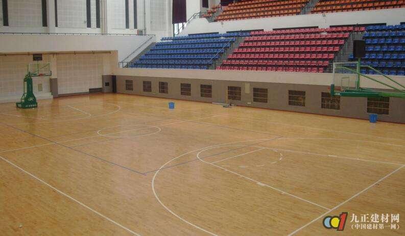 体育馆运动木地板施工步骤 运动木地板安装工艺
