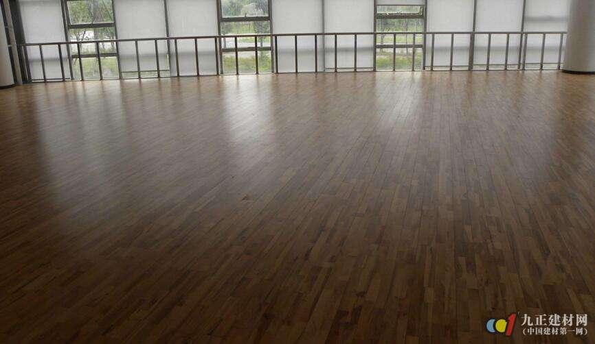 实木运动地板