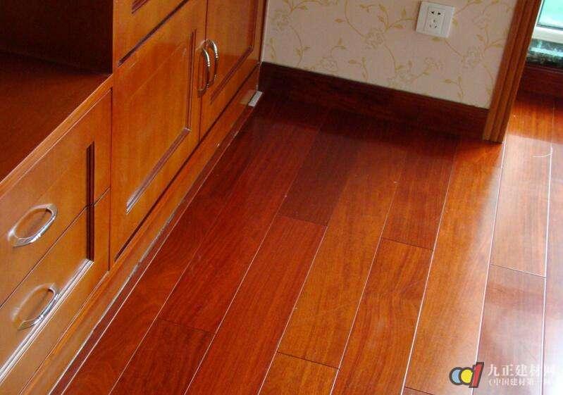 地板装修效果图欣赏3