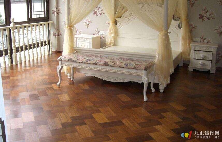 实木地板装修效果图1