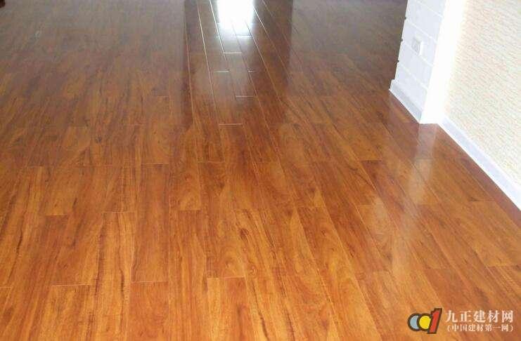 实木地板装修效果图4