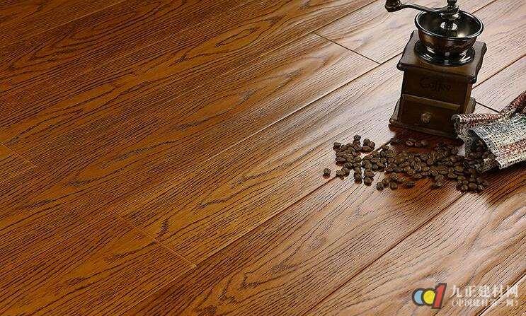 榆绿木地板