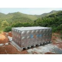 广西钦州不锈钢水箱