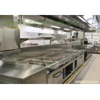 酒楼、工厂、学校、幼儿园商用成套厨房设备工程安装