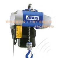 安博ABUS环链电动葫芦欧式葫芦原装进口