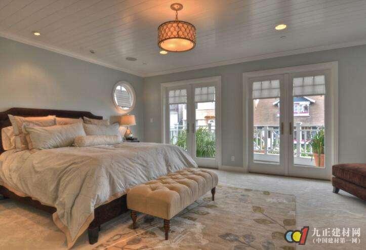 卧室吊顶设计攻略 卧室吊顶颜色如何搭配好看