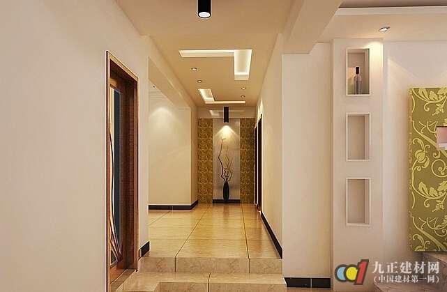 说到欧式过道吊顶的设计,当然自然要根据家居实际过道情况进行决定,不过大多数人都会选择过道选择安装玻璃吊顶,具体的常见欧式过道设计方法与注意事项还是来看看如下的介绍吧: 一、欧式过道吊顶的设计方法: 1、过道玻璃吊顶造型设计: 玻璃吊顶多用于过道吊顶,有放大空间之效。