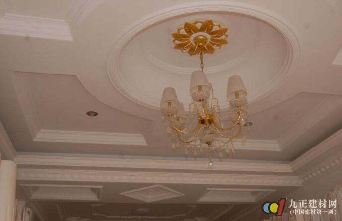 大面积吊顶装修注意事项 石膏吊顶安装的主要步骤