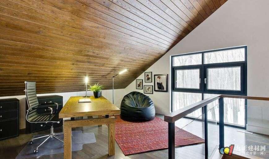 斜顶阁楼吊顶如何设计 阁楼石膏板吊顶如何施工