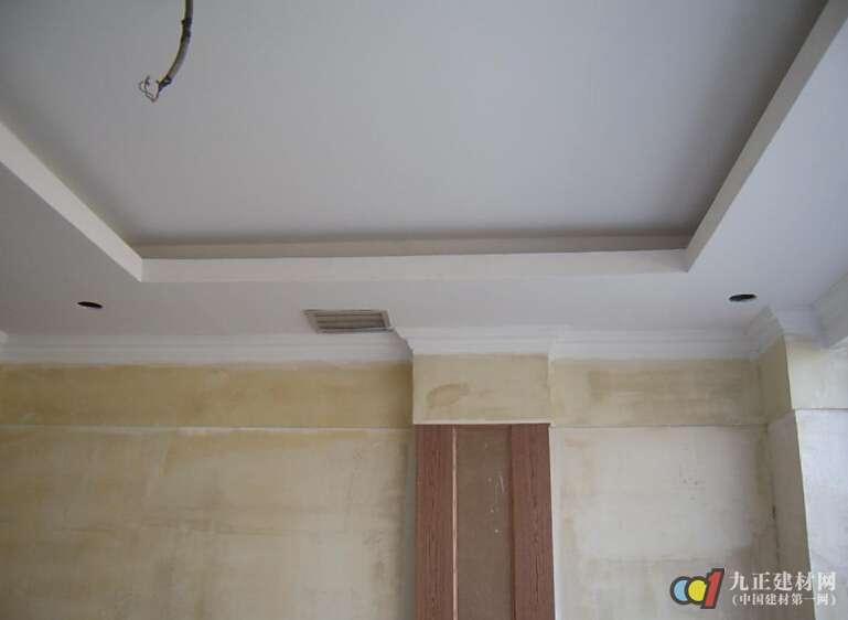 石膏板质量鉴别方法 石膏板吊顶如何施工
