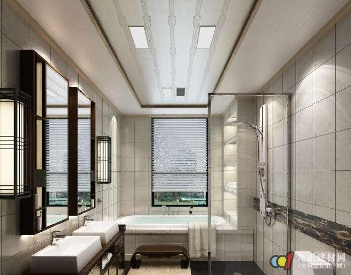 卫浴集成吊顶