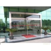 青岛感应门、玻璃门专业制作批发安装,高品质低价