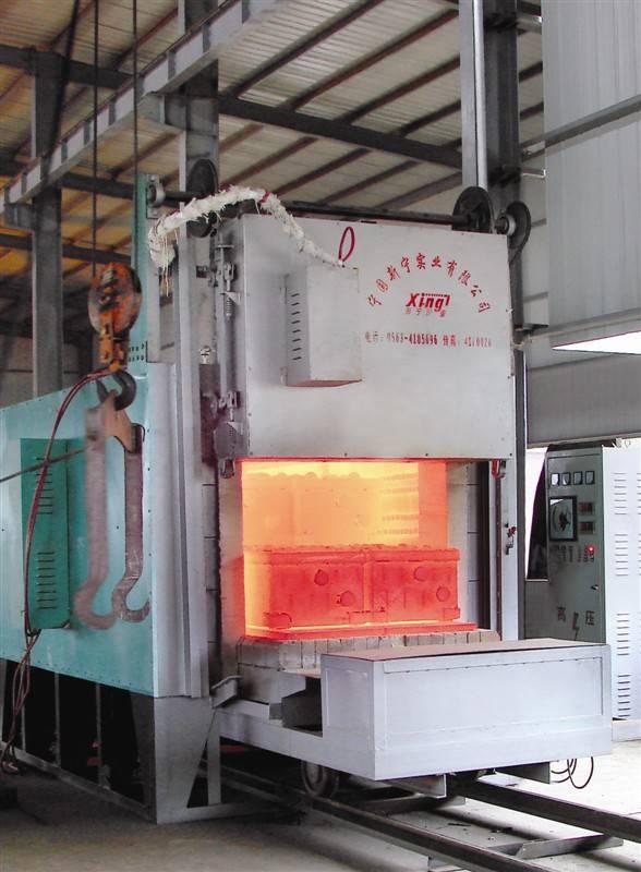 工业热处理电炉产品图片