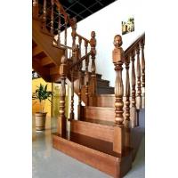 北京实木楼梯厂家北京品牌楼梯整体实木楼梯厂家