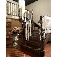 北京楼梯有限公司 北京嘉馨楼梯有限公司北京实木楼梯价格