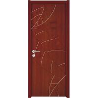 杭州木门,烤漆浮雕门