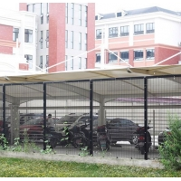 小区停车场护栏网、停车场护栏网加工、停车场护栏网详情