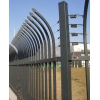庭院围墙护栏、厂区围墙护栏、工业区围墙护栏