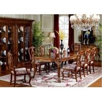 卓高实木家具-实木餐桌