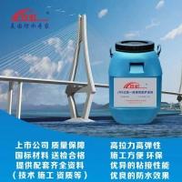 污水处理池专用 JRK三防一体弹性防护涂料